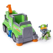 Paw Patrol Ultimate Rescue Recycle Truck Rocky