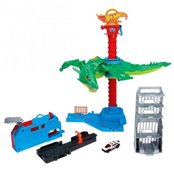 Hot Wheels Air Attack Dragon (Bild 1 av 3)