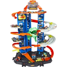 Hot Wheels New Ultimate Garage