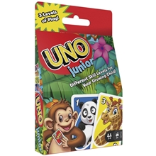 UNO Junior Card Game  Refresh