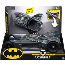 Batman 2 in 1 Batmobile