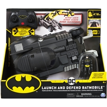 Batman RC Launch & Defend Batmobile
