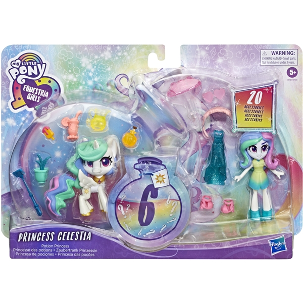 My Little Pony Princess Celestia Equestria Girls (Bild 1 av 2)