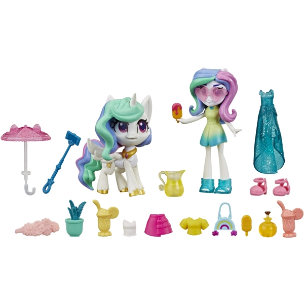 My Little Pony Princess Celestia Equestria Girls (Bild 2 av 2)