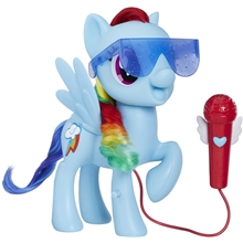 My Little Pony Singing Rainbow Dash SE/FI