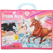 Miss Melody Create your Dream Horse Målarbok