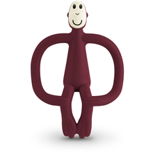 Matchstick Monkey Teething Claret