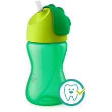 Philips Avent Sugrörsmugg Magic 300 ml Grön