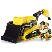 Paw Patrol Rubble & Bulldozer Mission Paw
