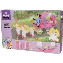 Plus Plus MINI Pastel 480 3in1 Princess