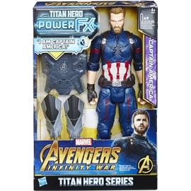 Avengers Titan Hero Power Pack Captain America