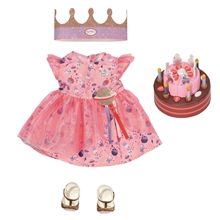 BABY born Deluxe Happy Birthday Set 43cm