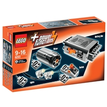 8293 Power Functions Motorset