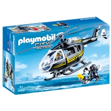 9363 Playmobil Insatshelikopter