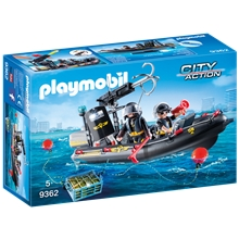 9362 Playmobil Insatsbåt