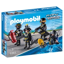 9365 Playmobil Insatsstyrka