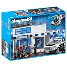 9372 Playmobil Polisstation