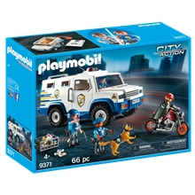 9371 Playmobil Värdetransport