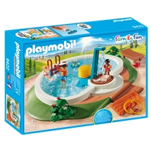 9422 Playmobil Pool