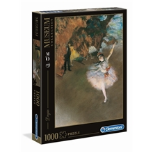 Pussel 1000 Bitar Museum Collection Degas Ballet