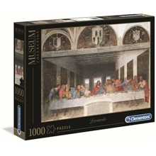Pussel 1000 Bitar Museum Leonardo The Last Supper