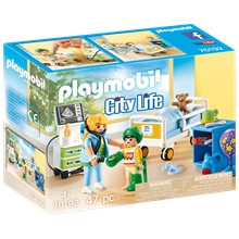 70192 Playmobil Patientrum för Barn