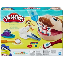 Play-Doh Dr Drill N Fill