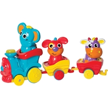 Playgro Fun Friends Choo Choo Tåg