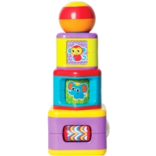 Playgro Stacking Tower
