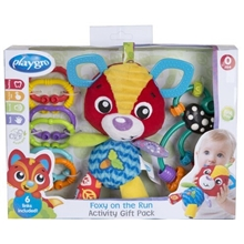 Playgro Foxy On The Run Gift Pack