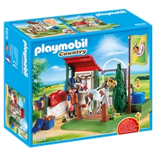 6929 Playmobil Country Hästdusch