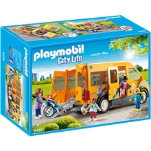9419 Playmobil Skolbuss