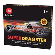 Alga Science Super Dragster