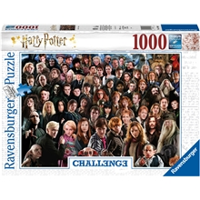 Pussel 1000 Bitar Challenge Harry Potter