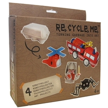 ReCycleMe - Egg Box 1