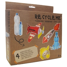 ReCycleMe - Pet Bottle 1