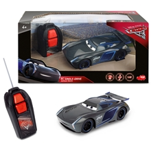 Disney Cars Radiostyrd Jackson Storm Single