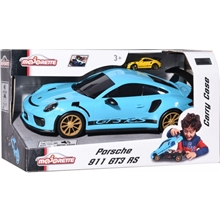 Majorette Porsche 911 GT3 RS Carry Case