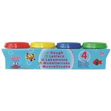 Junior Designer 4-pack Leklera