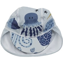 Swimpy UV-hatt Octopus