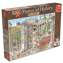 Pussel 1000 Bitar Pieces of History The Romans