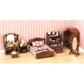 sylvanian master bedroom set sylvanian families luxury master bedroom set m 246 bler 17451