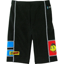 Swimpy UV-shorts Bamse Röd