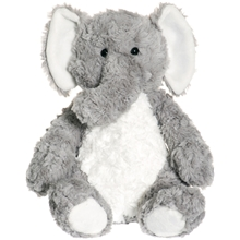 Teddykompaniet Softies Elefant Elias
