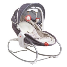 Tiny Love Cozy Rocker-Napper Grey