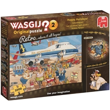 Wasgij Original #2 Retro