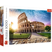 Pussel 1000 Bitar - Sundrenched Colosseum