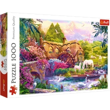 Pussel 1000 Bitar Fairyland