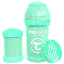 Twistshake Anti-Colic 180 ml Pastell Grön