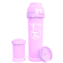 Twistshake Anti-Colic 330 ml Pastell Lila